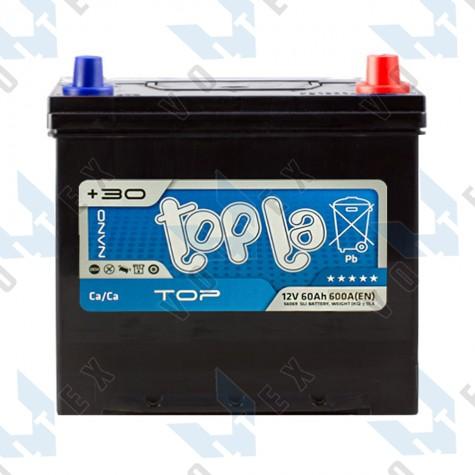 Аккумулятор Topla Top Asia 60Ah JR+ 600A
