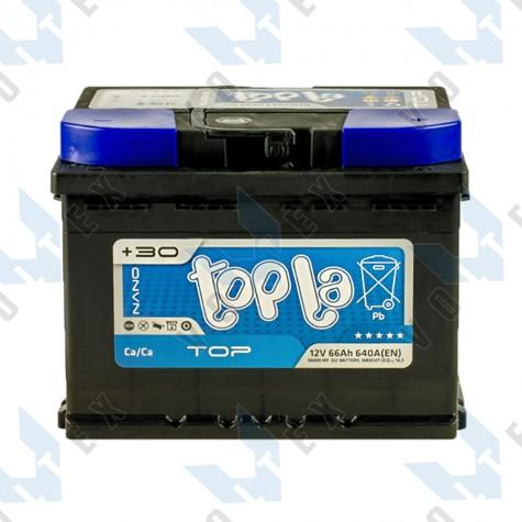 Аккумулятор Topla Top 66Ah R+ 640A
