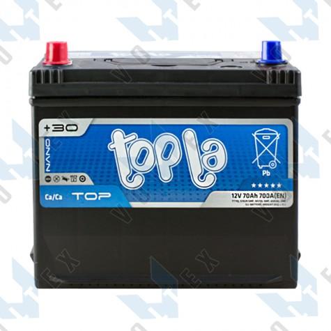 Аккумулятор Topla Top Asia 70Ah JL+ 700A