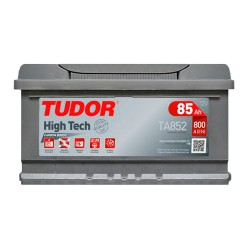 Аккумулятор Tudor High-Tech 85Ah R+ 800A