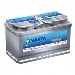 Аккумулятор Varta Silver Dynamic AGM 80Ah R+ 800A