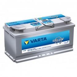 Аккумулятор Varta Silver Dynamic AGM 105Ah R+ 950A