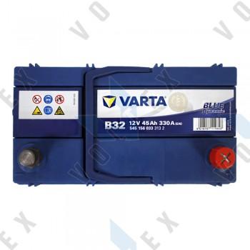 Аккумулятор Varta Blue Dynamic 45Ah JR+ 330A