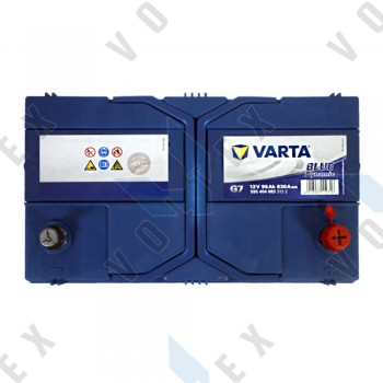 Аккумулятор Varta Blue Dynamic 95Ah JR+ 830A