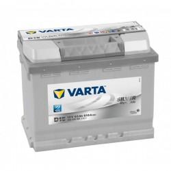 Аккумулятор Varta Silver Dynamic 63Ah R+ 610A