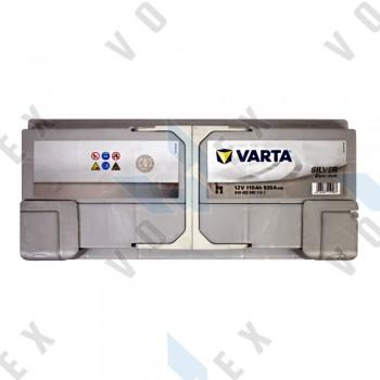 Аккумулятор Varta Silver Dynamic 110Ah R+ 920A