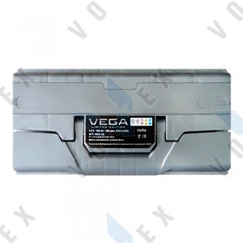 Аккумулятор Vega Limited Edition 100Ah R+ 850A