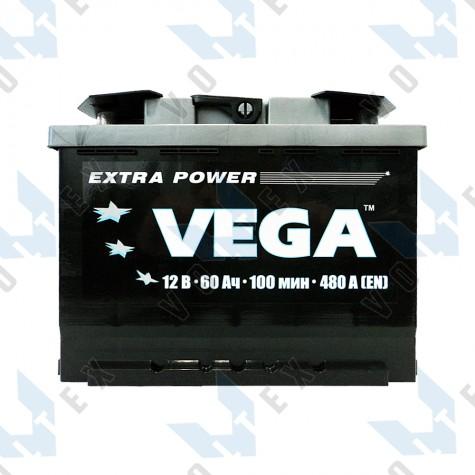 Аккумулятор Vega 60Ah L+ 480A