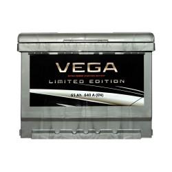Аккумулятор Vega Limited Edition 65Ah R+ 640A