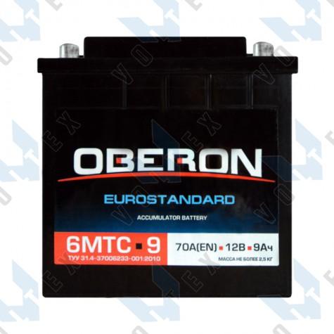 Мото аккумулятор Oberon 9Ah