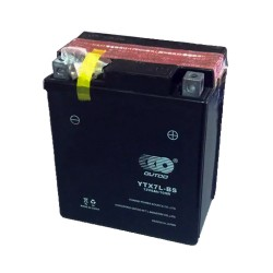 Мото аккумулятор Outdo YTX7L-BS 6 Ah