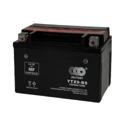Мото аккумулятор Outdo YTX9-BS 9 Ah
