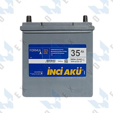 Аккумулятор Inci Aku Formula 35Ah JL+ 300A