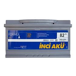 Аккумулятор Inci Aku Formula 82Ah R+ 740A