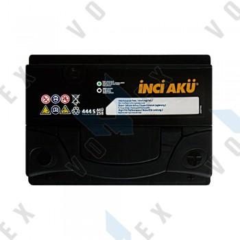 Аккумулятор Inci Aku Supra 60Ah R+ 540A