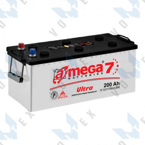 Аккумулятор A-Mega Ultra 200Ah (3) 1350A