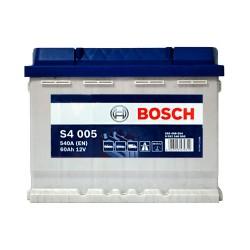Аккумулятор Bosch S4 60Ah R+ 540A