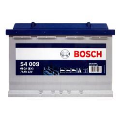 Аккумулятор Bosch S4 74Ah L+ 680A