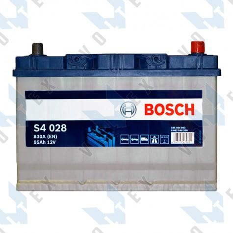 Аккумулятор Bosch S4 95Ah JR+ 830A