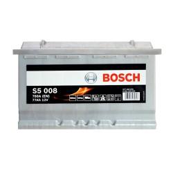 Аккумулятор Bosch S5 77Ah R+ 780A