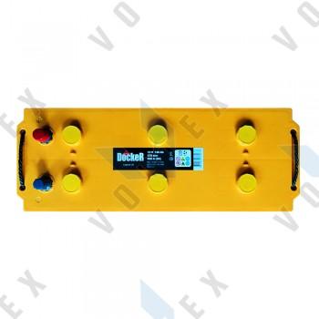 Аккумулятор Docker 140Ah (3) 900A