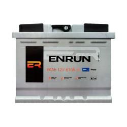 Аккумулятор Enrun Standard 60Ah L+ 610A