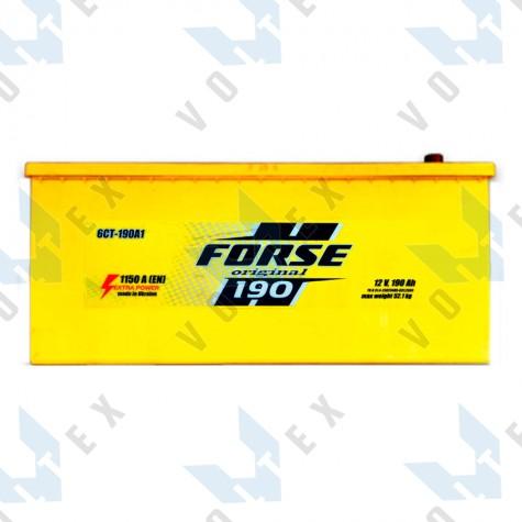 Аккумулятор Forse Original 190Ah (3) 1150A