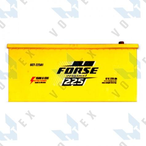 Аккумулятор Forse Original 225Ah (3) 1500A