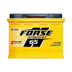 Аккумулятор Forse Original 65Ah L+ 640A
