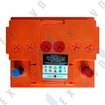 Аккумулятор Kinetic Racing 50Ah R+ 480A (низкобазовый)