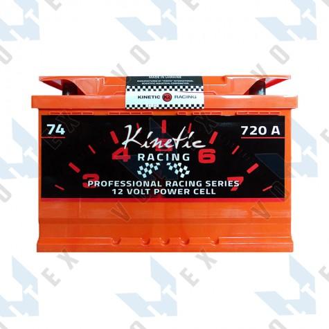 Аккумулятор Kinetic Racing 74Ah R+ 720A