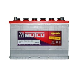 Аккумулятор Mutlu 110Ah JR+ 760A