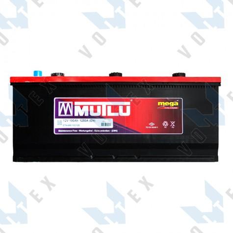 Аккумулятор Mutlu Mega 190Ah (3) 1250A