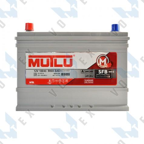 Аккумулятор Mutlu SFB technology 100Ah JL+ 850A