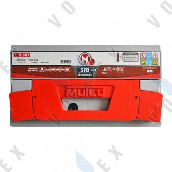 Аккумулятор Mutlu SFB technology 100Ah R+ 900A