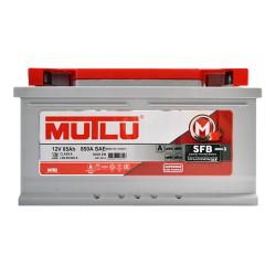 Аккумулятор Mutlu SFB technology 85Ah R+ 800A (низкобазовый)