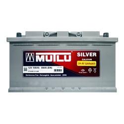 Аккумулятор Mutlu 100Ah R+ 850A