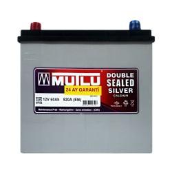 Аккумулятор Mutlu 60Ah JL+ 520A
