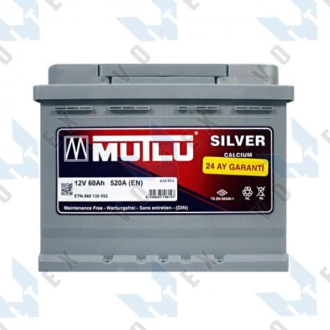 Аккумулятор Mutlu 60Ah L+ 520A