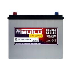 Аккумулятор Mutlu 75Ah JL+ 630A