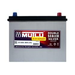 Аккумулятор Mutlu 80Ah JR+ 720A (265мм)