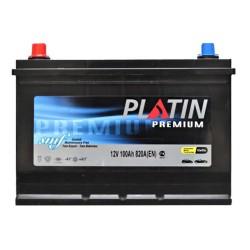 Аккумулятор Platin Premium Asia SMF 100Ah JL+ 820A