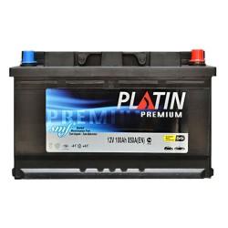 Аккумулятор Platin Premium SMF 100Ah R+ 850A