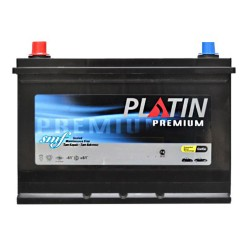 Аккумулятор Platin Premium Asia SMF 90Ah JL+ 820A