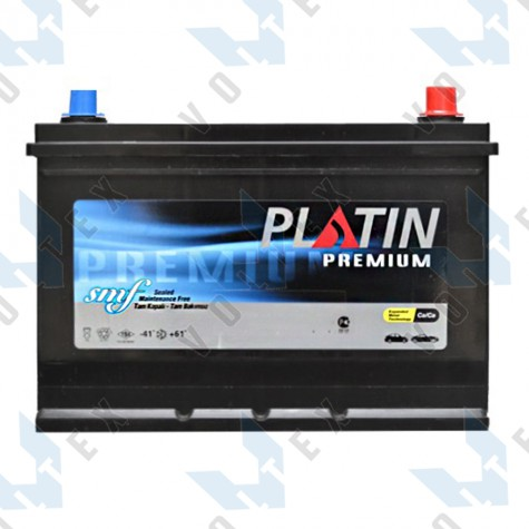 Аккумулятор Platin Premium Asia SMF 90Ah JR+ 820A