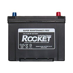 Аккумулятор Rocket SMF85D26L 80AH JR+ 650A