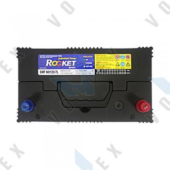 Аккумулятор Rocket NX120-7L 90Ah JR+ 750A