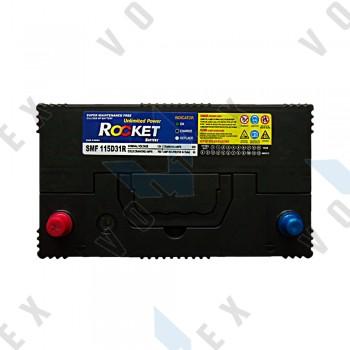 Аккумулятор Rocket SMF115D31R 95Ah JL+ 790A