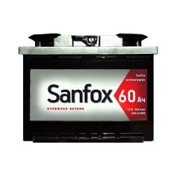 Аккумулятор Sanfox 60Ah L+ 480A