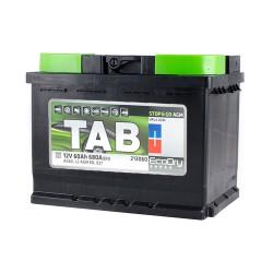 Аккумулятор Tab EcoDry AGM Start-Stop 60Ah R+ 680A